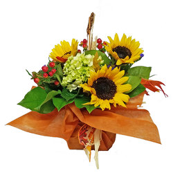 Fall Enchantment Bouquet from your local Clinton,TN florist, Knight's Flowers