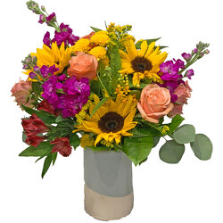 Tuscan Harvest Bouquet from your local Clinton,TN florist, Knight's Flowers