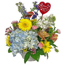 Radiant Love from your local Clinton,TN florist, Knight's Flowers