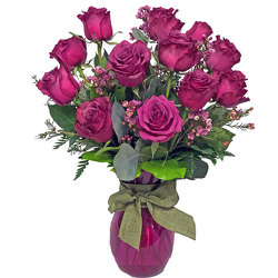 Irresistible Blueberry Roses from your local Clinton,TN florist, Knight's Flowers