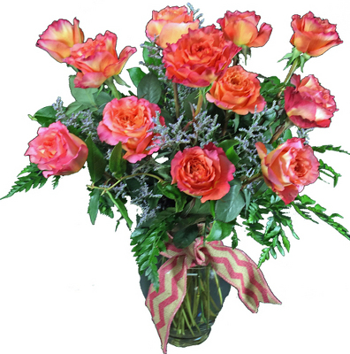 Clinton florist oak ridge florist knoxville flowers clinton 2 dz free spirit roses brithe worlds prettiest rose click here for larger image mightylinksfo