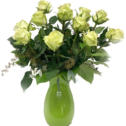 Rose Collection Green Tea from your local Clinton,TN florist, Knight's Flowers