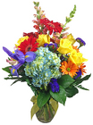 Summer Garden Bouquet from your Clinton, TN florist