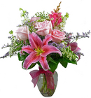 Pink Perfection Bouquet from your Clinton, TN florist