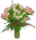Abundant Alstroemeria Bouquet from your Clinton, TN florist