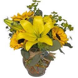 Clinch Valley Summer Bouquet from your local Clinton,TN florist, Knight's Flowers