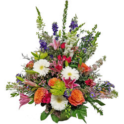Sympathy Flowers to send to the home