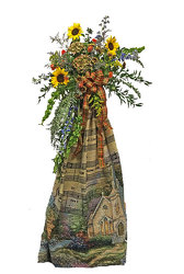 Tapestry Arrangement from your local Clinton,TN florist, Knight's Flowers