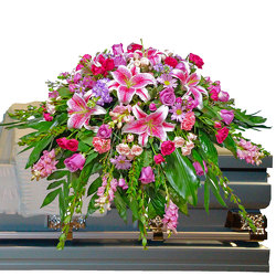 Casket Sprays and Urns