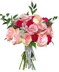 Love is in the Air Bride Bouquet from your local Clinton,TN florist, Knight's Flowers