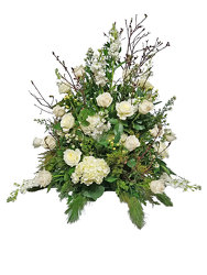 Wild Romance Arrangement  from your local Clinton,TN florist, Knight's Flowers