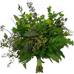 Nature's Garden Wedding Bouquet from your local Clinton,TN florist, Knight's Flowers