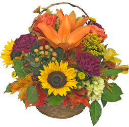 Autumn in the Park from your local Clinton,TN florist, Knight's Flowers