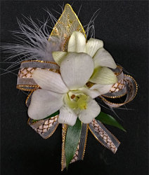 Chic Boutonniere  from your local Clinton,TN florist, Knight's Flowers