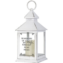Comfort Lantern-Family from your local Clinton,TN florist, Knight's Flowers