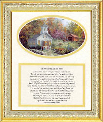 Inspirational Picture Frames & Framed Art