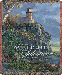 Guiding Light Tapestry  from your local Clinton,TN florist, Knight's Flowers