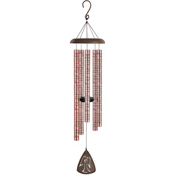 Always Near Rose Gold Wind Chime 44