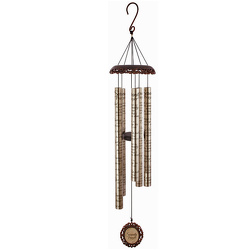 Serenity Prayer Vintage Wind Chime 40