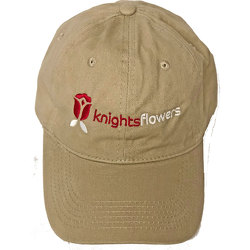 Hat from your local Clinton,TN florist, Knight's Flowers