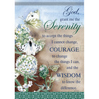 Serenity Prayer Flag from your Clinton, TN florist