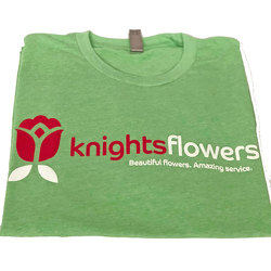 T-Shirt from your local Clinton,TN florist, Knight's Flowers