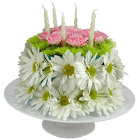Birthday Cake Bouquet from your Clinton, TN florist
