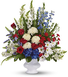 With Distinction from your local Clinton,TN florist, Knight's Flowers