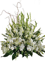 Timeless Altar Arrangement from your local Clinton,TN florist, Knight's Flowers
